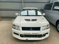 Mitsubishi Lancer Evolution 7 ONLY 3000 MILES FROM NEW