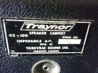 Traynor Cabinet Speakers