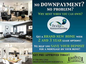 Home Purchase.  No Down-payment !