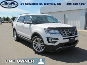 2016 Ford Explorer Limited   - Certified - Leather Seats -  Cool