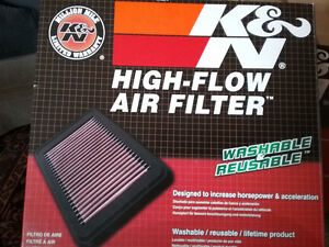 K & N reusable air filter 33-2448