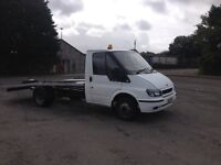 Ford transit recovery 2001 , 2.5DI