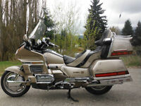 Collector Goldwing
