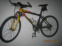 Lost my Gary Fisher Bike about 25 miles north of Lethbridge