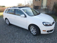 2013 Volkswagen Golf Highline TDI Wagon