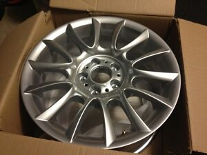 BMW 3 Series RIM 18 x 8.5 in BRAND NEW OEM (1 rim) Strathcona County Edmonton Area image 1