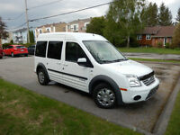 2012 Ford Transit Connect Fourgonnette, fourgon