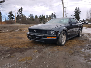 2006 MUSTANG V6 LEATHER