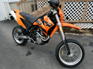 KTM 625 SMC 2006 SUPERMOTARD