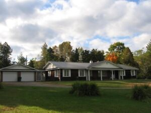 PLEASANT  &  PRIVATE PROPERTY  on six acres