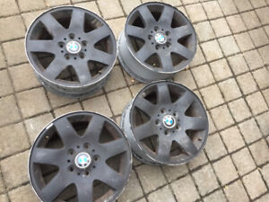 4 BMW mags 16""