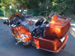 20TH ANNIVERSARY GOLDWING GL 1500
