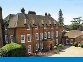 Fully Furnished - ( HENLEY ROAD -SL6) Office Space to Let in Maidenhead