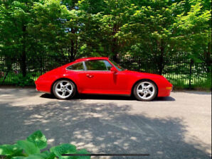1997 Porsche 911 Carrera S (993 2S) Coupe - 2 OWNER CLEAN CAR