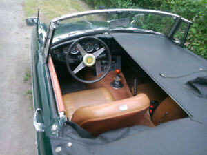 MGB British Racing Green