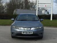 2009 Honda Civic 1.4 i-DSI SE Plus Limited Edition 5dr