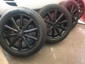 """16"""" Ford Fiesta mk7 mk8 original zetec s alloy wheels"""
