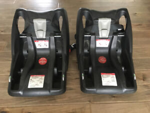 Britax B Safe car seat and two base.