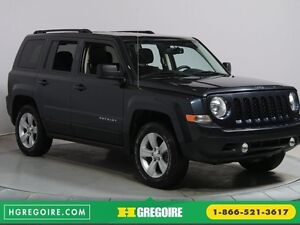 2015 Jeep Patriot NORTH 4X4 AUTO A/C BLUETOOTH