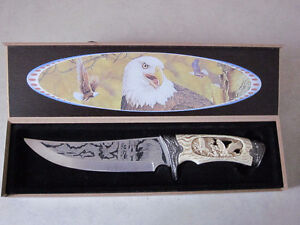 Hand crafted hunters knife