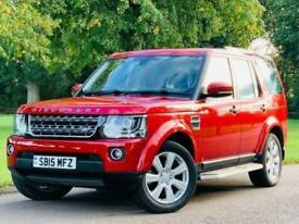 2015 Land Rover Discovery SDV6 SE TECH Auto Estate Diesel Automatic