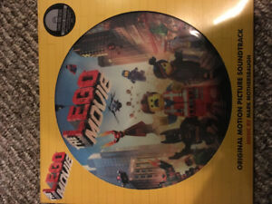Lego Movie Soundtrack Record Store Day Vinyl