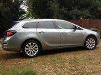 2012 Vauxhall Astra Elite CDTI estate