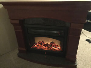 excellent condition electric fire