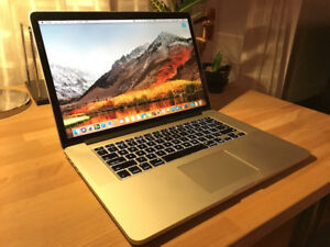 "15"" MacBook Pro with Retina Display (Mid-2012)"