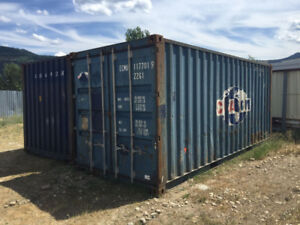 20' and 40' Shipping/Storage Containers - SEACANS for SALE!