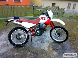 Looking for parts bike 85 xt350