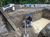Excavations and Grading at a reasonable price