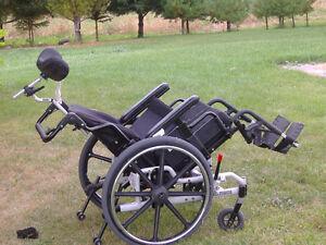 High Quality Tilting Wheelchair Peterborough Peterborough Area image 4