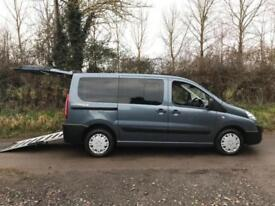 2014 Peugeot Expert Tepee 2.0 HDi L1 98 Comfort 5dr WHEELCHAIR ACESSIBLE VEHI...