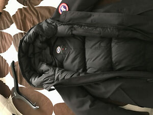 Canada goose parka winter jacket