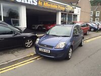 Cheap Ford Fiesta 2006 bargain
