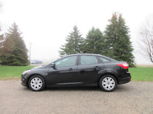 2014 Ford Focus SE Sedan- Automatic w/ Just 87K!!  $53 per week