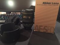 Nikon Nikkor 17-55mm F2.8G IF ED