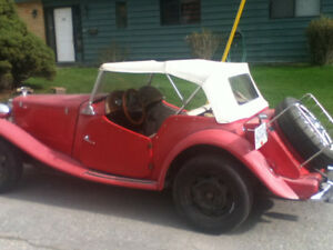 1952 MG Kit Car