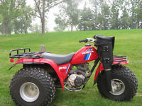 Honda Big Red 3 wheel