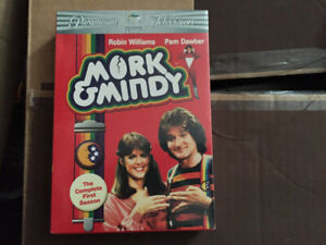 MORK & MINDY - THE COMPLETE FIRST SEASON DVD -NEW