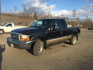 2000 Ford F-350 4x4 7.3 Diesel