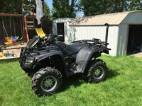 2006 Arctic Cat 650H1