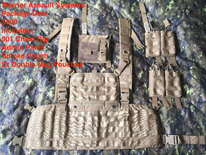 Tactical Vest / MOLLE Chest Rig