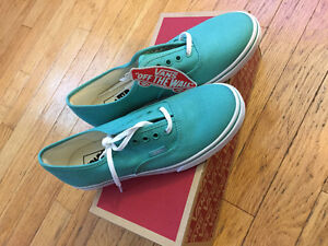 Bnew in box vans shoes Cambridge Kitchener Area image 3