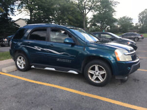 Priced to sell, 2006 Equinox LT, GFX Edition AWD, 171,800 Klm