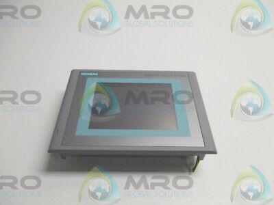 Siemens Simatic Mp177 6av6642-0ea01-3ax0 Touch Screen 6 As Pictured Used