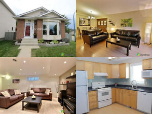 Great Open Concept Starter Home in River Park South!