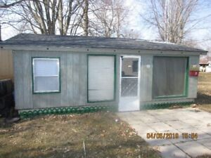 Trailer plus Adder Room plus Shed for Sale