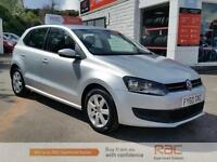 VOLKSWAGEN POLO SE 2010 Petrol Manual in Silver